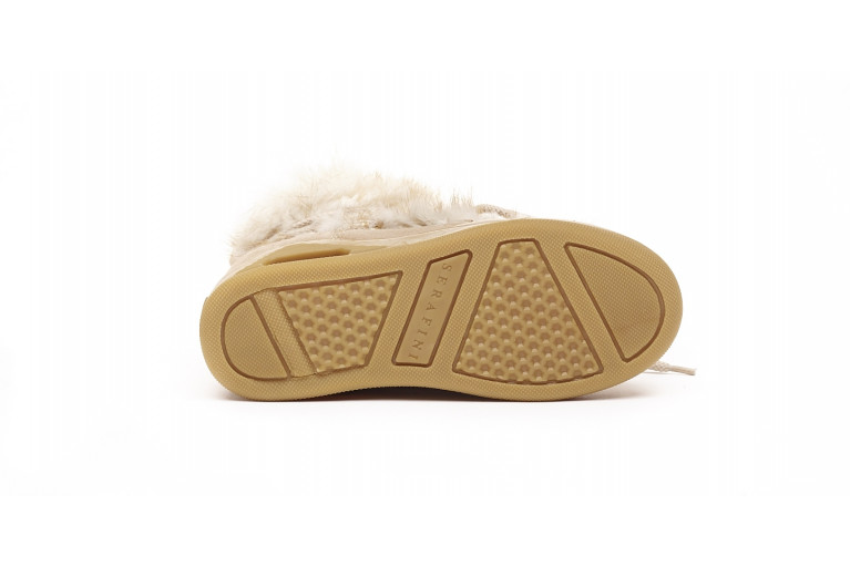 MOON - WHITE BEAVER & SUEDE View 4
