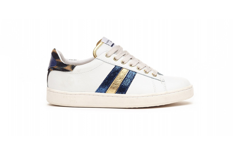 J.CONNORS - WHITE, BLUE & GOLD