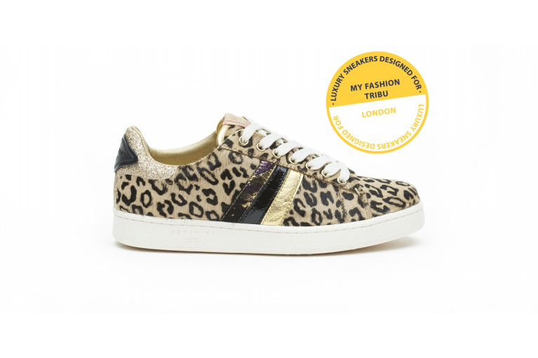 J.CONNORS - SPOTTED LEOPARD View 1