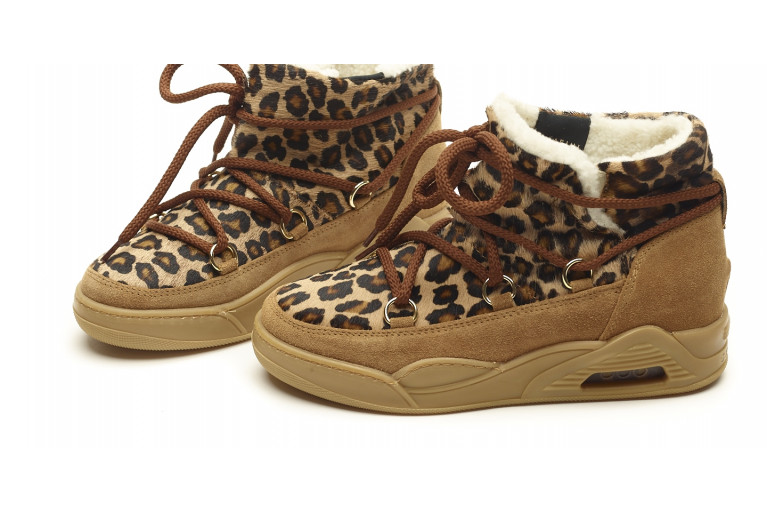 MOON CUT LOW - LEOPARD View 5