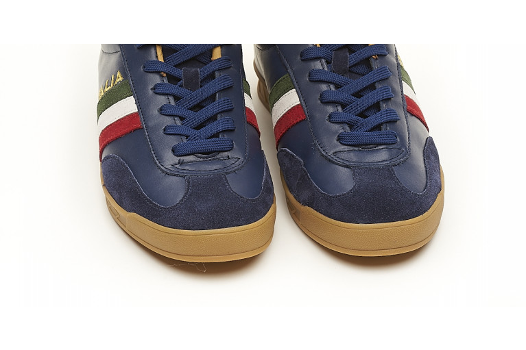 FLAT GOLD - NAVY View 5