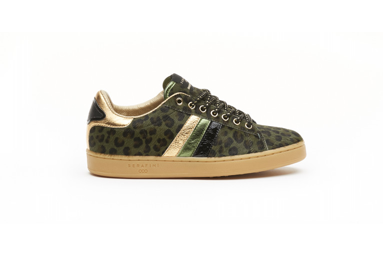 J.CONNORS - GREEN ANIMALIER View 1