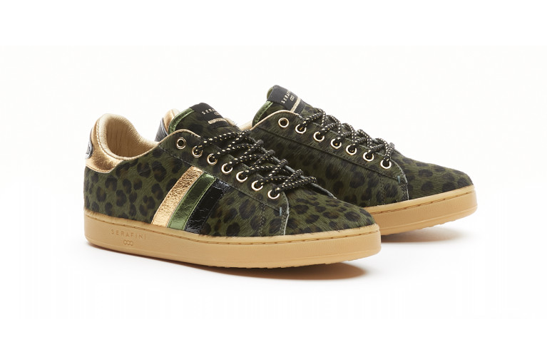 J.CONNORS - GREEN ANIMALIER View 2
