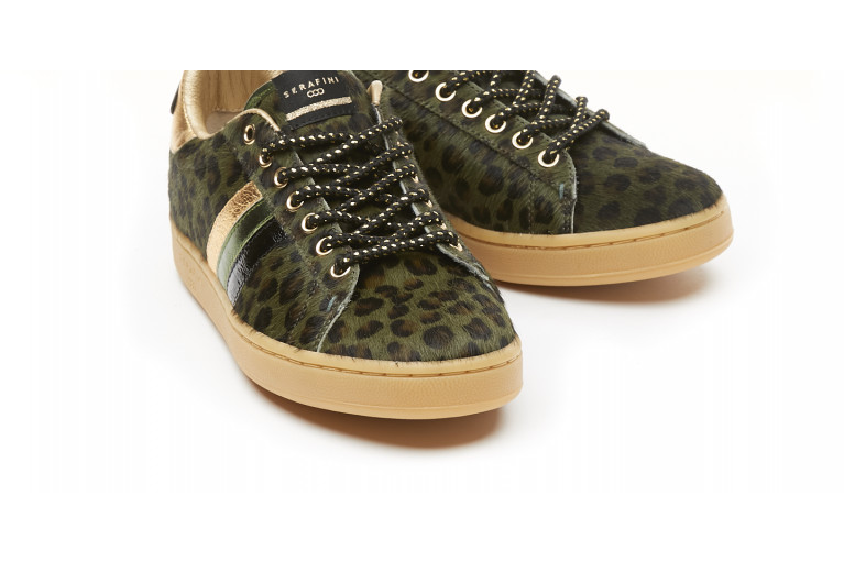 J.CONNORS - GREEN ANIMALIER View 5