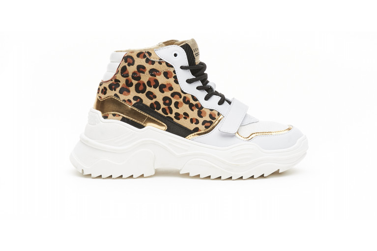 VANCOUVER - LEOPARD & WHITE View 1