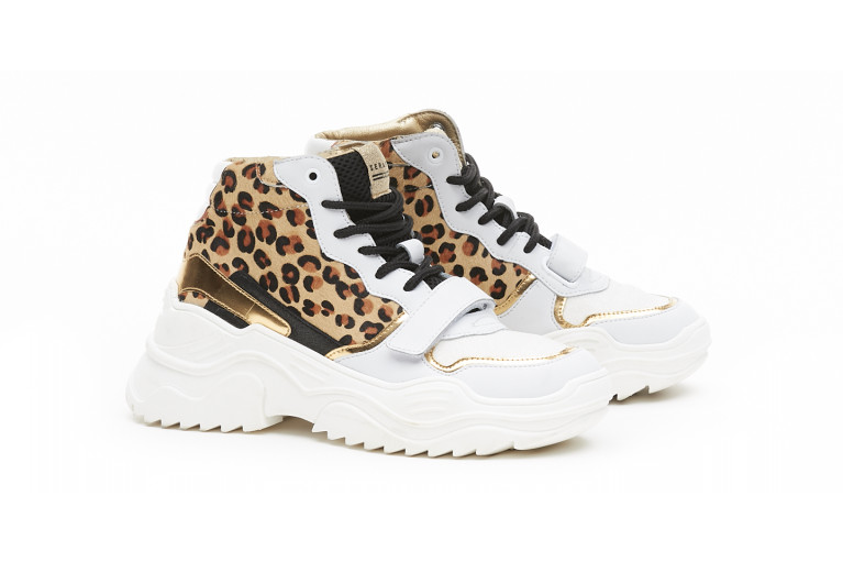 VANCOUVER - LEOPARD & WHITE View 2