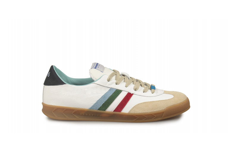 FLAT GOLD ITALY WHITE View 1