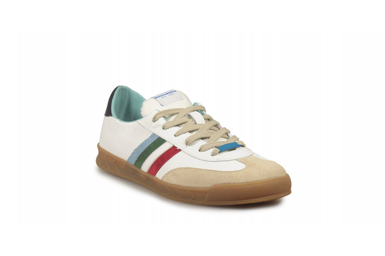 FLAT GOLD ITALY WHITE View 2