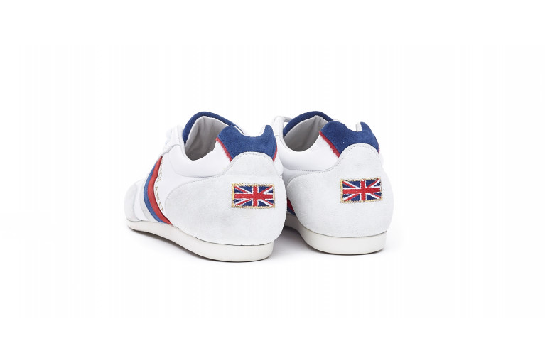 FLAT ENGLAND - WHITE View 3