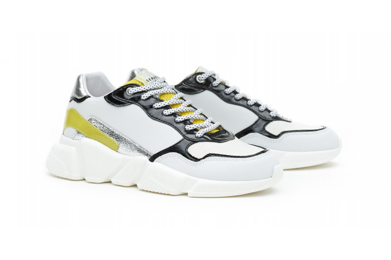 OREGON - YELLOW WHITE BLACK View 2