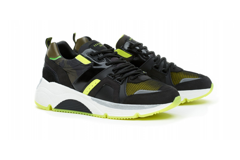 TOKYO - CAMOUFLAGE FLUO View 4