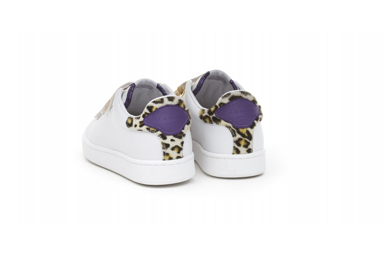 J. CONNORS - WHITE GOLD & PURPLE View 3