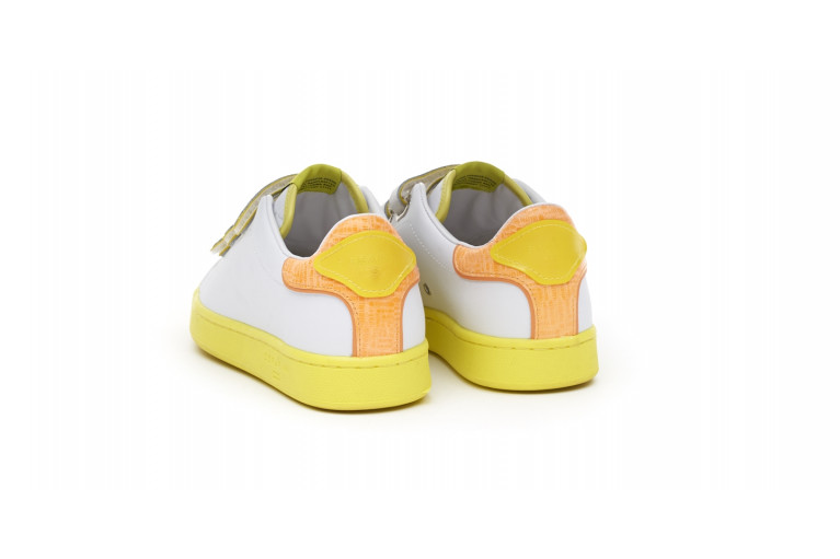 J. CONNORS - WHITE & YELLOW FLUO View 3