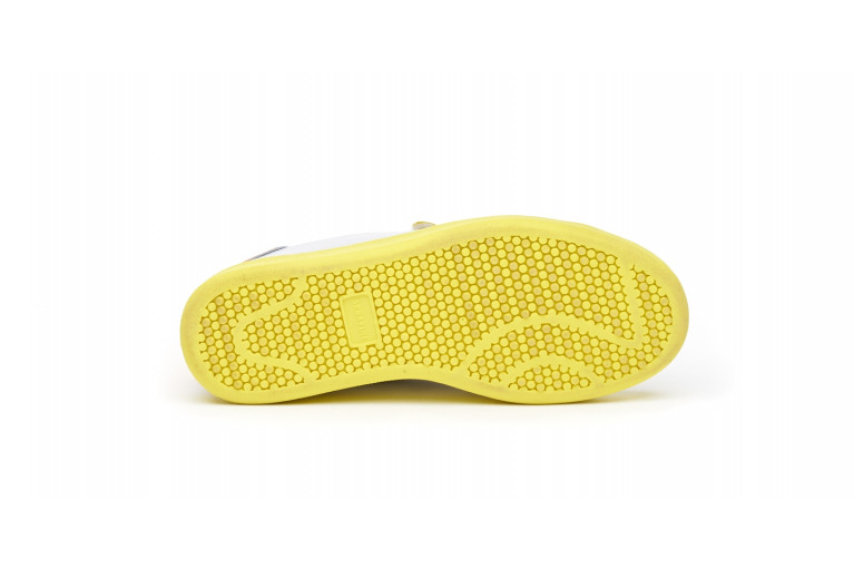 J. CONNORS - WHITE & YELLOW FLUO View 5