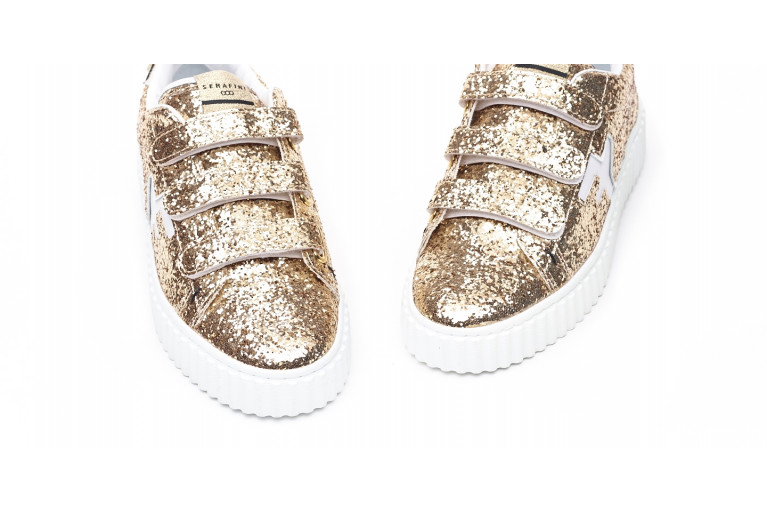 MADISON - GOLD GLITTER & PONY View 5
