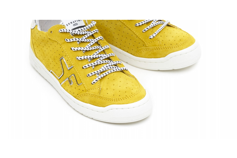 SAN DIEGO LOW - PERFORATED YELLOW View 5