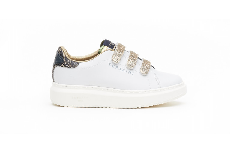 J.CONNORS - WHITE ANIMALIER GOLD View 1