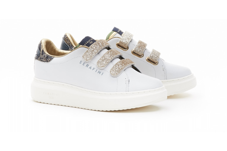 J.CONNORS - WHITE ANIMALIER GOLD View 2