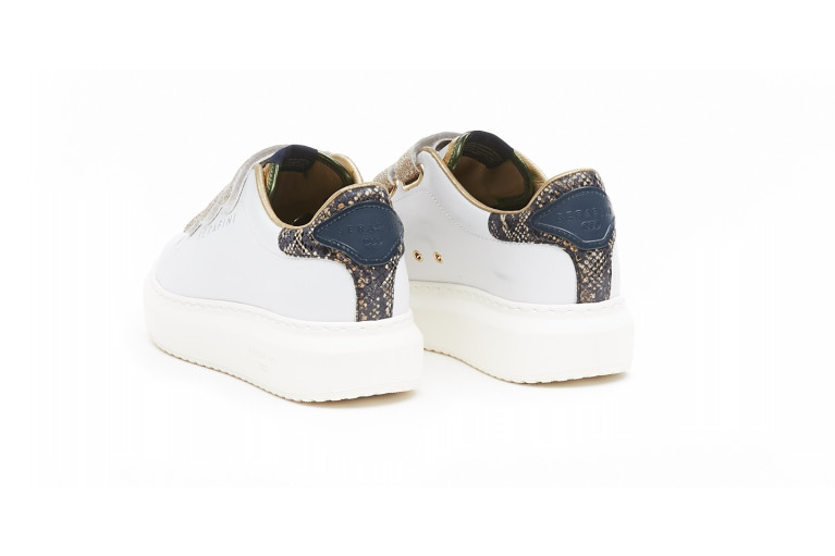 J.CONNORS - WHITE ANIMALIER GOLD View 3
