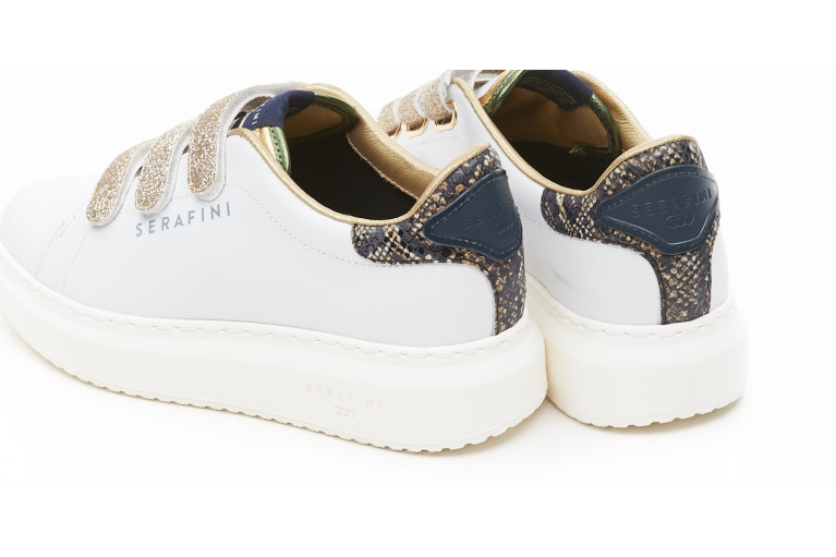 J.CONNORS - WHITE ANIMALIER GOLD View 5