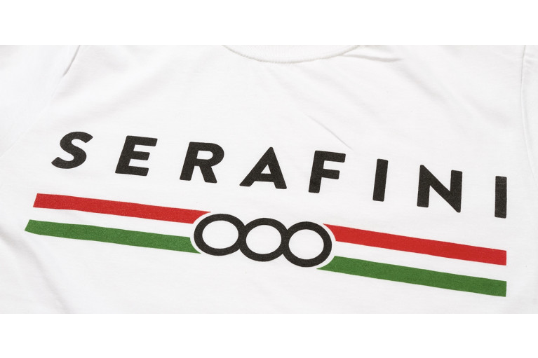 T-SHIRT ITALY WHITE View 3