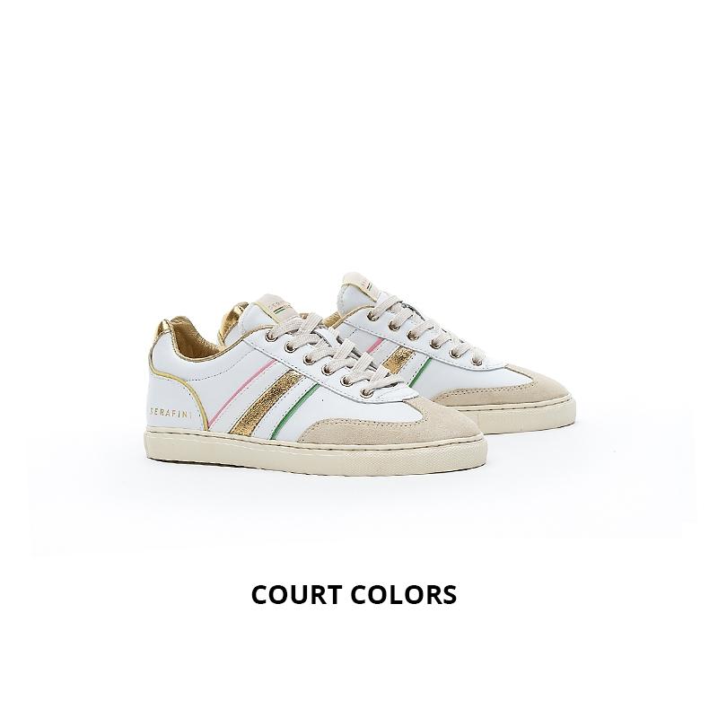 Serafini Court Colors