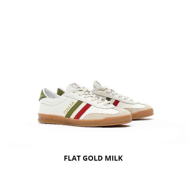 Serafini Flat Gold Milk