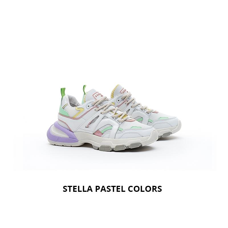 Serafini Stella Pastel Color
