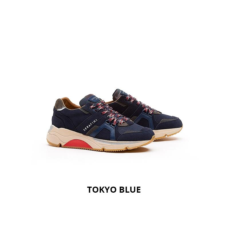 Serafini Tokyo Blue
