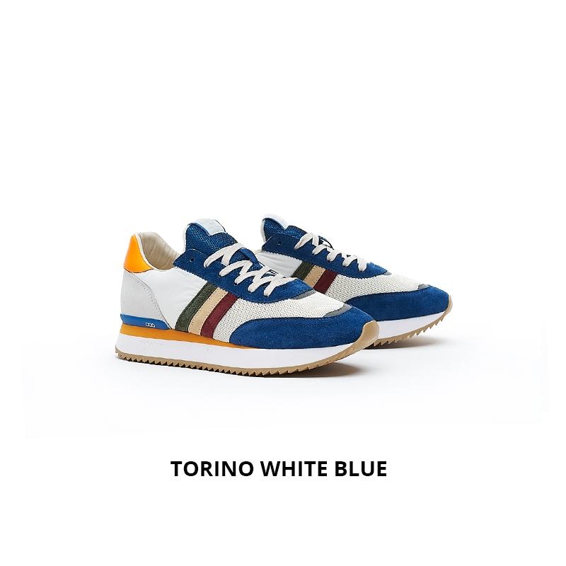 Serafini Torino White Blue