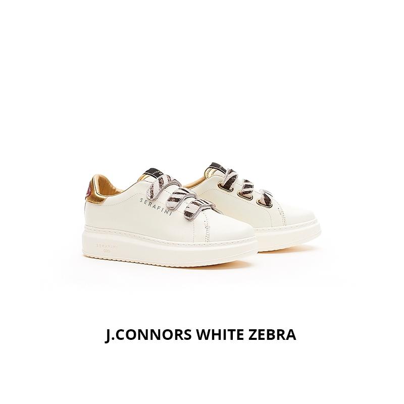 Serafini J.Connors White Zebra
