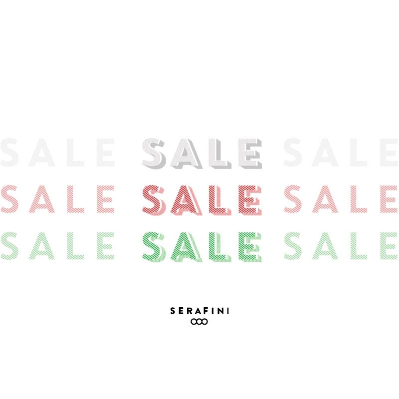 Sales design sneakers Serafini