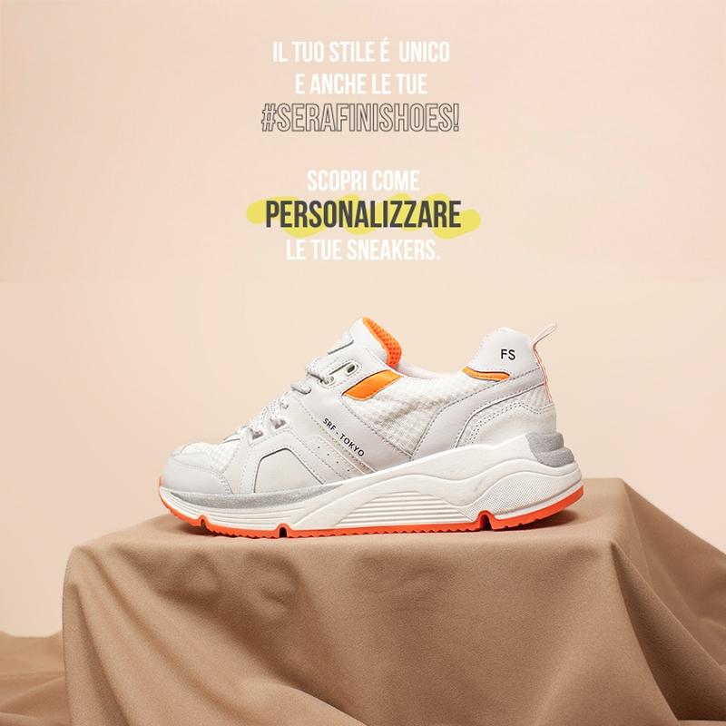 Serafini customisable limited edition men
