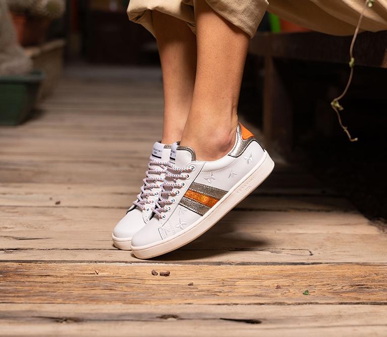 Serafini sneaker J.Connors Nature