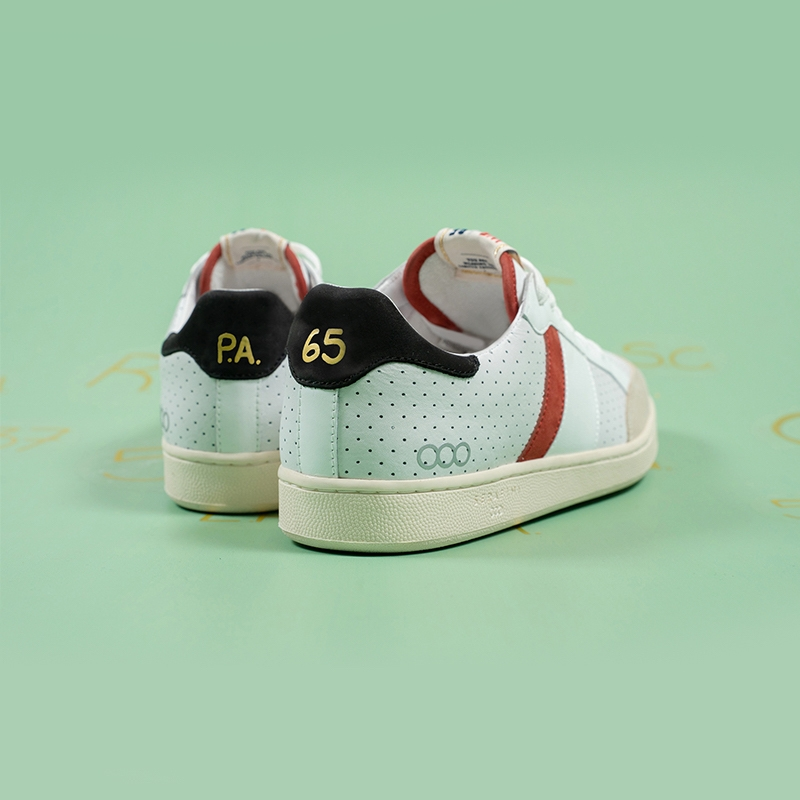 Sneakers Wimbledon Customisable Limited Edition