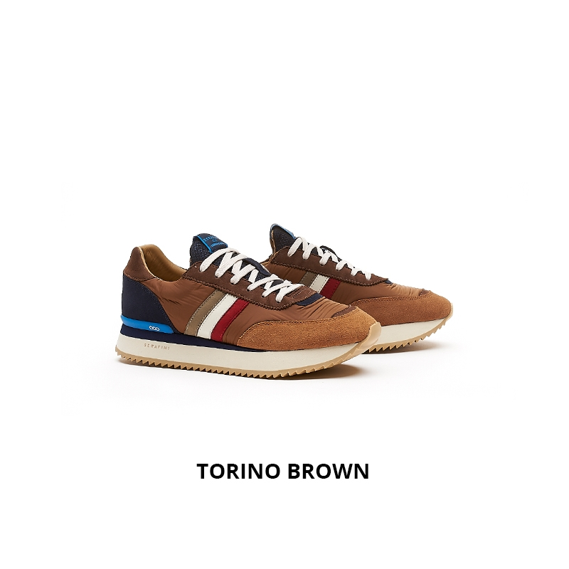 Serafini Torino Brown