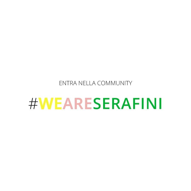 We Are Serafini - Social wall