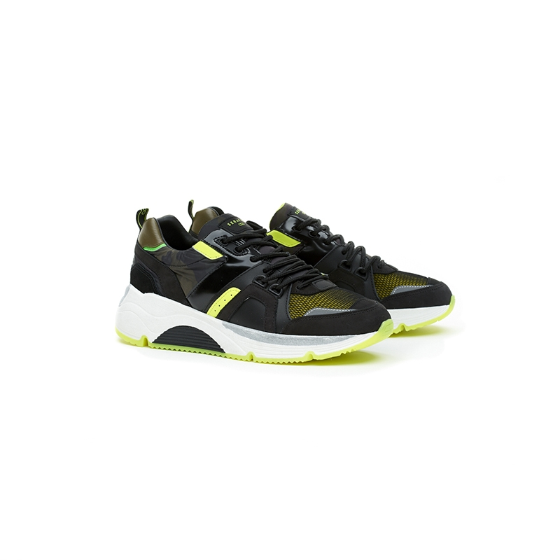 Serafini new Tokyo sneakers for men